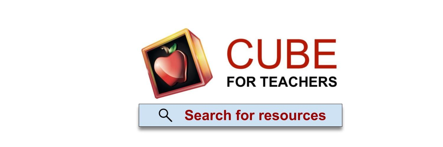 Cube For Teachers