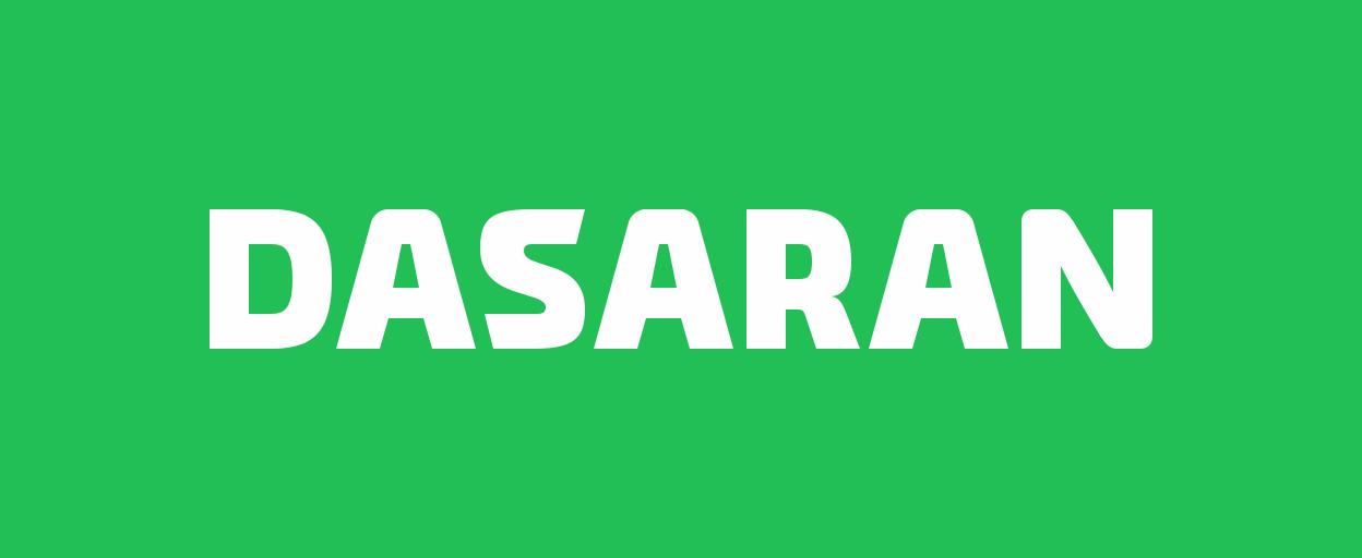 DASARAN Ed-Tech Company
