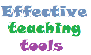 Tools of effective teaching