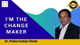 Dr. Pralay Kumar Ghosh, Management Educationalist (Former Director, Suryadatta Institutes of Management, Pune)