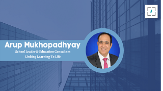 Mr. Arup Mukhopadhyay, Chief Executive Officer, Strategic Consultant & Chief Advisor