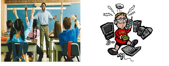 Can technology replace teachers?