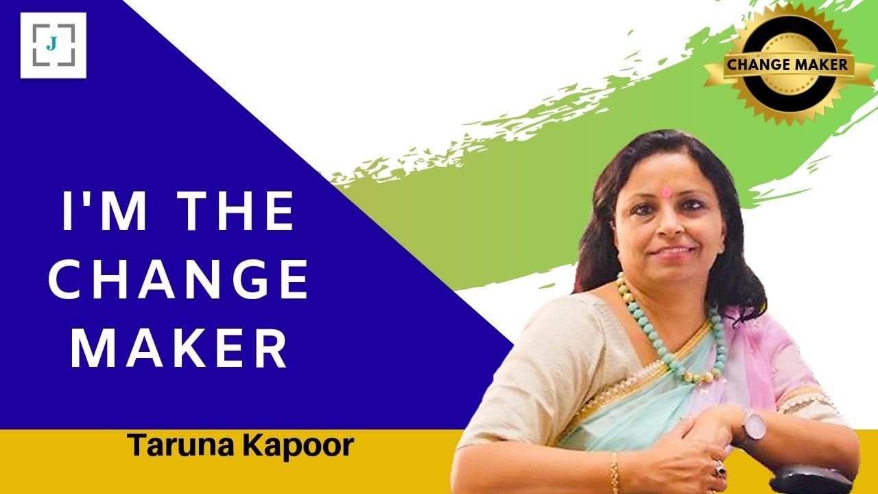 Jobors.com Change Maker Taruna Kapoor