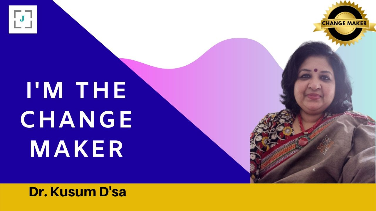 Jobors.com Change Maker Dr Kusum