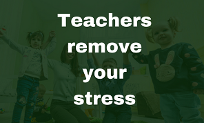 Coping with Stress - Tips For Educators