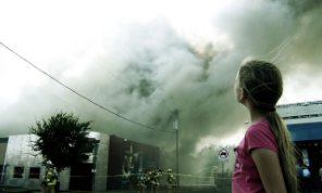 Helping Children Cope after a Natural Disaster