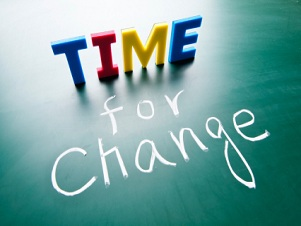 Change in the educational scenario with time.