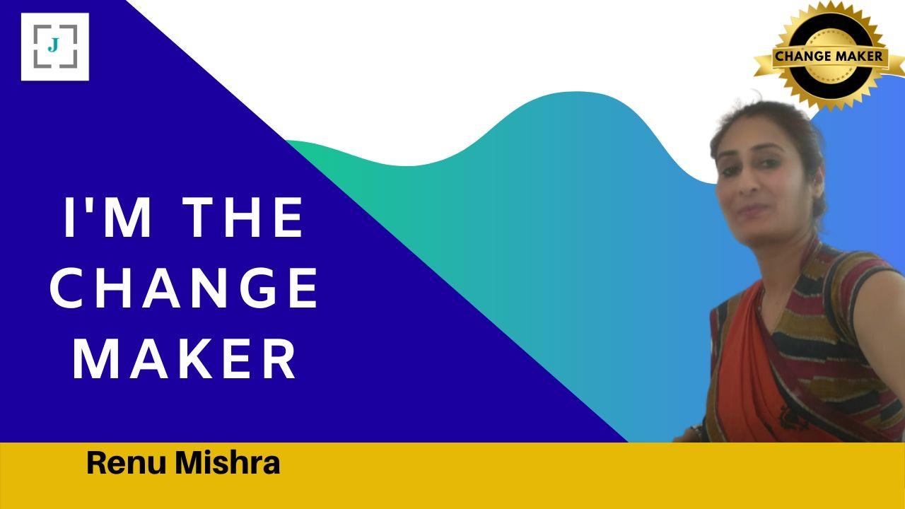 Jobors.com Change Maker Renu Mishra