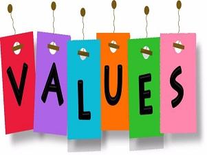 Value of education vs. Value education.